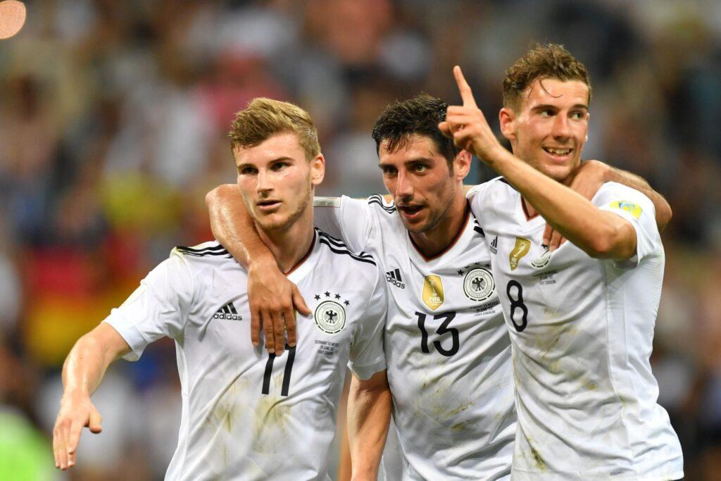 Сборная Германии: новые лидеры