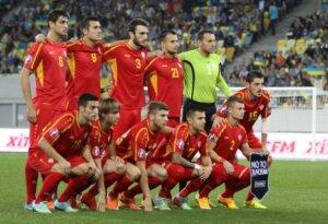 Сборная Северной Македонии