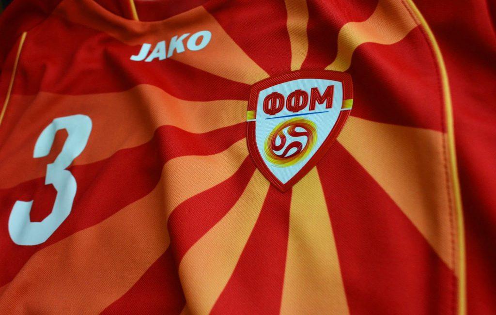 Сборная Северной Македонии: эмблема