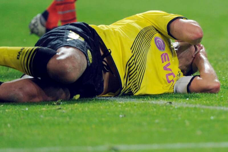 Себастьян Кель: травма