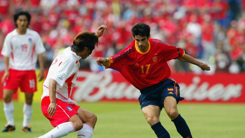Южная Корея - Испания: эпизод матча
