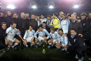 """Чемпион Италии-2000 """"Лацио"""""""
