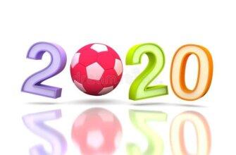 Главные события футбольного 2020 года