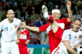 Турция - Чехия на Евро-2008