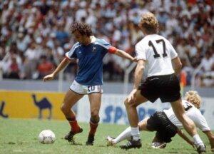ЧМ-1982: Франция - ФРГ