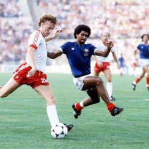 ЧМ-1982: Франция - Польша