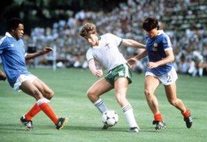 ЧМ-1982: Франция - Северная Ирландия