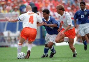 ЧМ-1994: Бразилия - Голландия 3:2