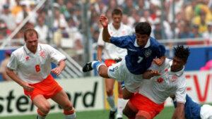 ЧМ-1994: Голландия - Бразилия