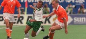 ЧМ-1994: Голландия - Ирландия
