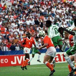 ЧМ-1994: Голландия - Саудовская Аравия