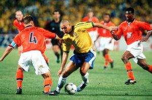 ЧМ-1998: Бразилия - Голландия 1:1