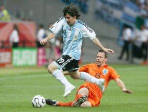 ЧМ-2006: Аргентина - Голландия