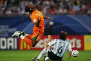 ЧМ-2006: Аргентина - Кот д'Ивуар