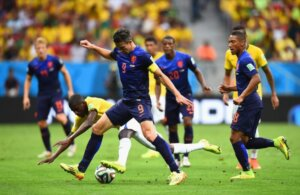 ЧМ-2014: Голландия - Бразилия 3:0