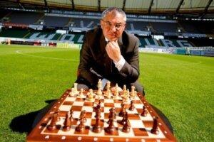 Феликс Магат: шахматы