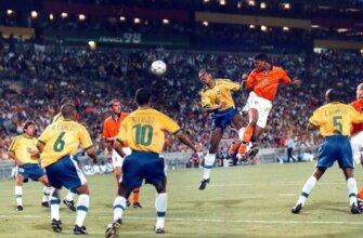 Футбольные противостояния: Бразилия - Голландия