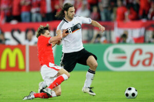 Футболист сборной Германии Торстен Фрингс
