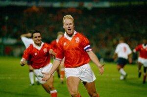 Голландия - Англия, 1993 год