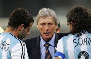 Хосе Нестор Пекерман - тренер сборной Аргентины