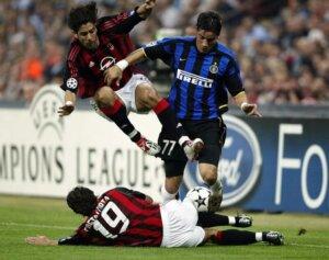 "ЛЧ 2002-2003 ""Милан"" - ""Интер"""
