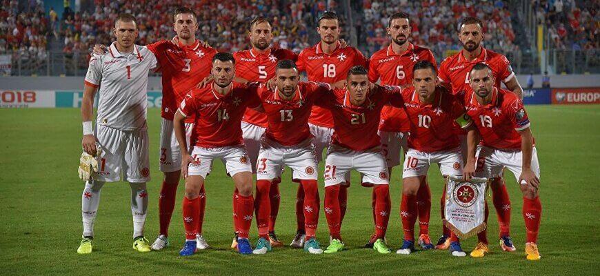 Сборная Мальты