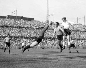 ЧМ-1954: Уругвай - Англия