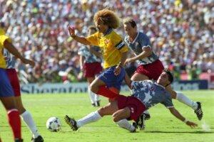 ЧМ-1994: Колумбия - США