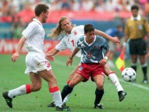 ЧМ-1994: США - Швейцария