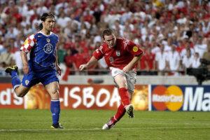 Евро-2004: Англия - Хорватия
