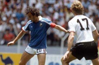 ФРГ - Франция: полуфинал ЧМ-1982