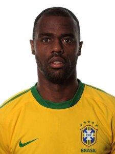 Футболист сборной Бразилии Графите