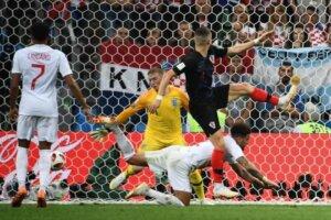 Хорватия - Англия на ЧМ-2018