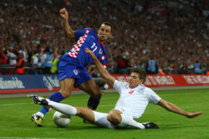 Отбор ЧМ-2010: Англия - Хорватия