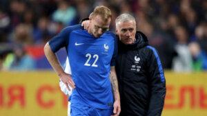 Защитник сборной Франции Жереми Матьё