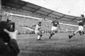 ЧМ-1958: Бразилия - СССР