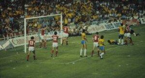 ЧМ-1982: Бразилия - СССР