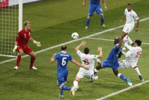 Евро-2012: Англия - Италия