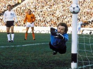 Финал ЧМ-1974: Зепп Майер