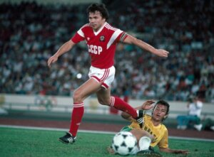 Финал Олимпиады-1988 Бразилия - СССР