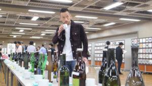 Хидетоси Наката: производитель саке
