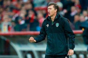 Игорь Ледяхов - тренер
