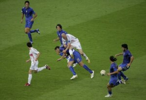 Италия - Франция, 2006
