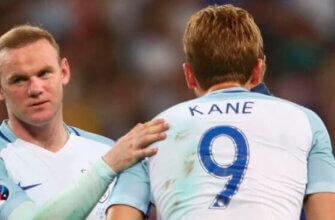 Лучшие нападающие сборной Англии