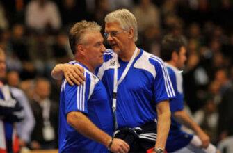 Лучшие тренеры сборной Франции