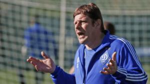 Олег Лужный - тренер