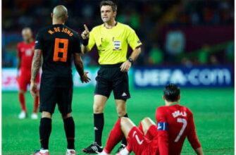 Португалия - Голландия на Евро-2012