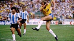 Атака собоной Бразилии