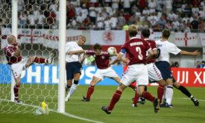 ЧМ-2002: Англия - Дания