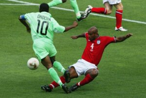 ЧМ-2002: Англия - Нигерия
